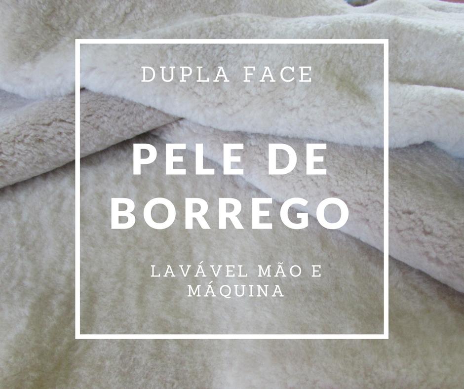 Dupla Face - Pele de Borrego
